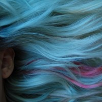 Celebrity Hair Trends 2011: All the colours of the [pastel] rainbow