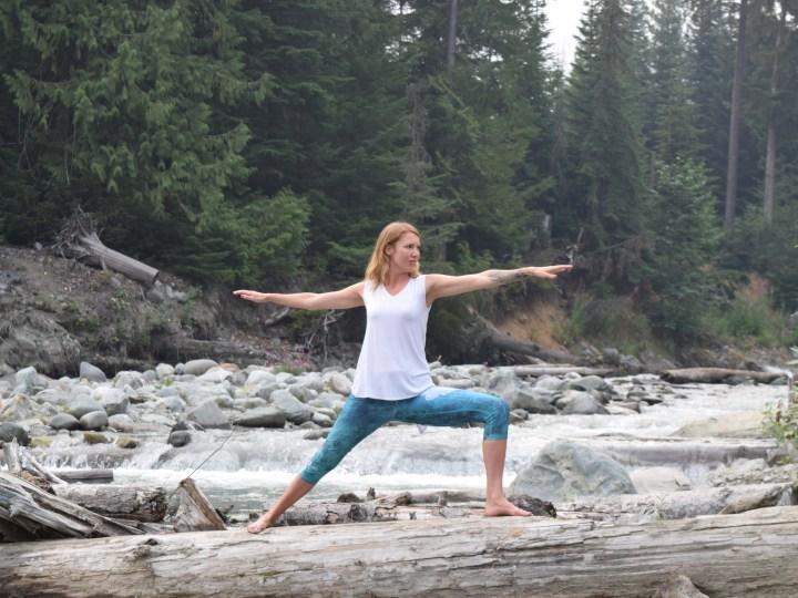 whistler yoga teacher