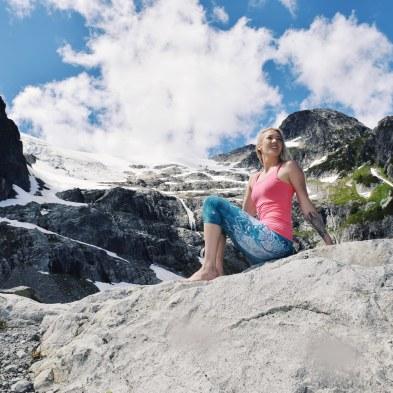Emily Kane Yoga Whistler