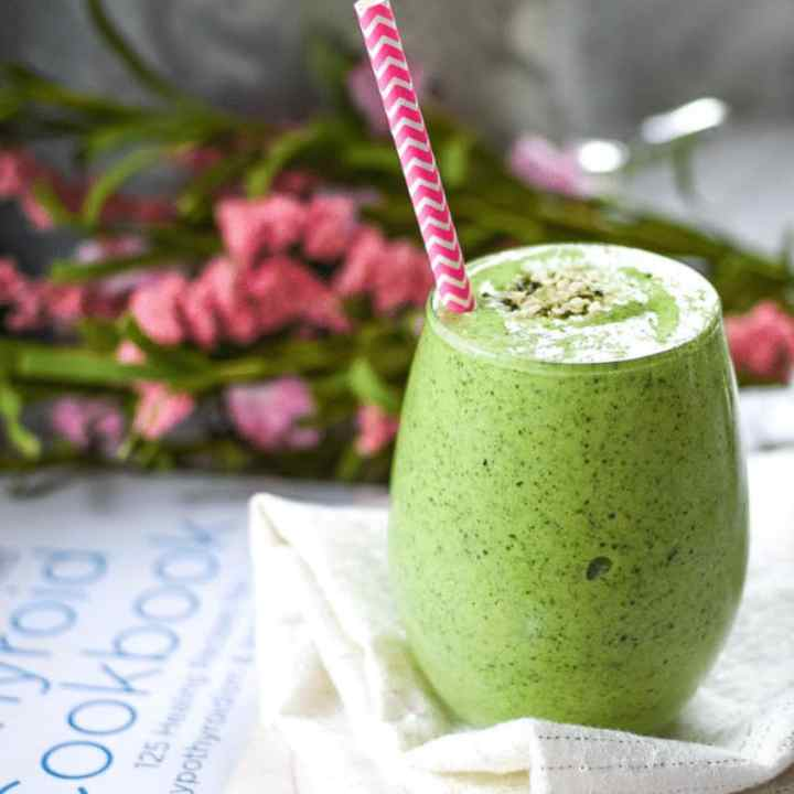 Green Dream Hemp Seed Smoothie - How to Make Cannabis-Infused Recipes