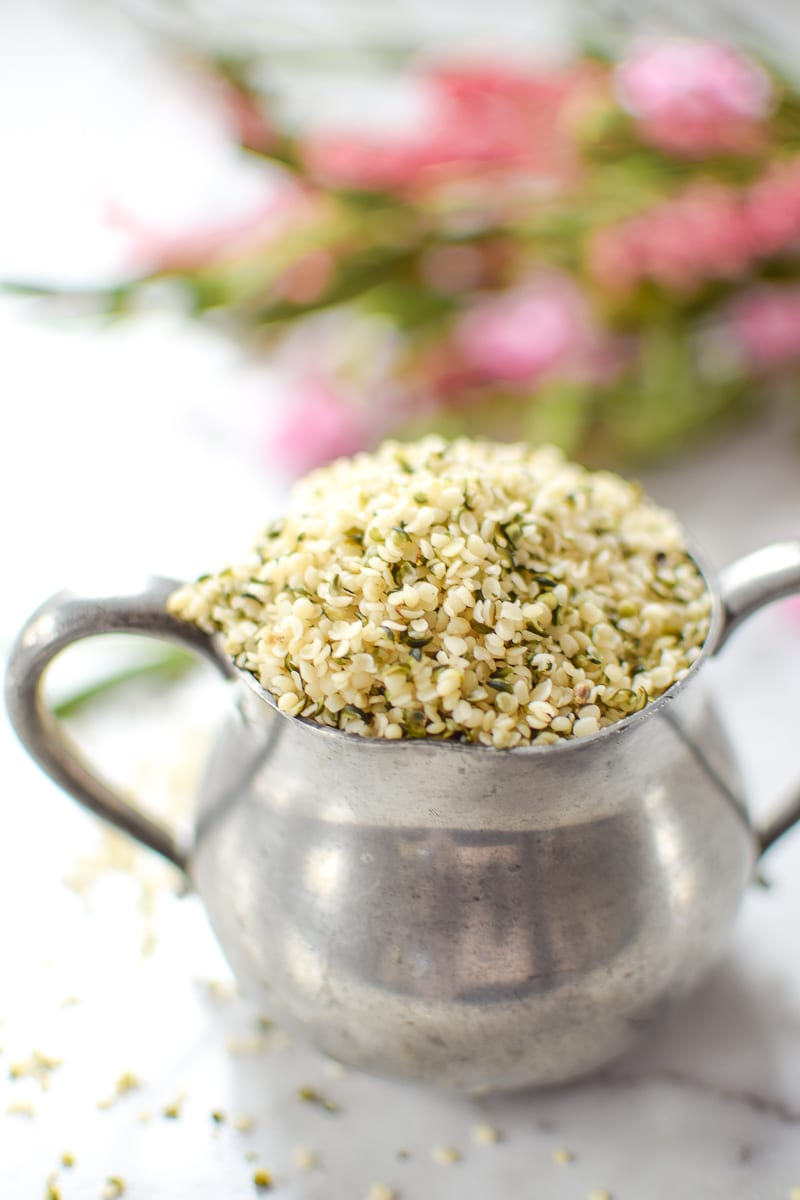 Homemade Hemp Seed Milk by Emily Kyle Nutrition23 2 - The Health Benefits of Hemp Seeds
