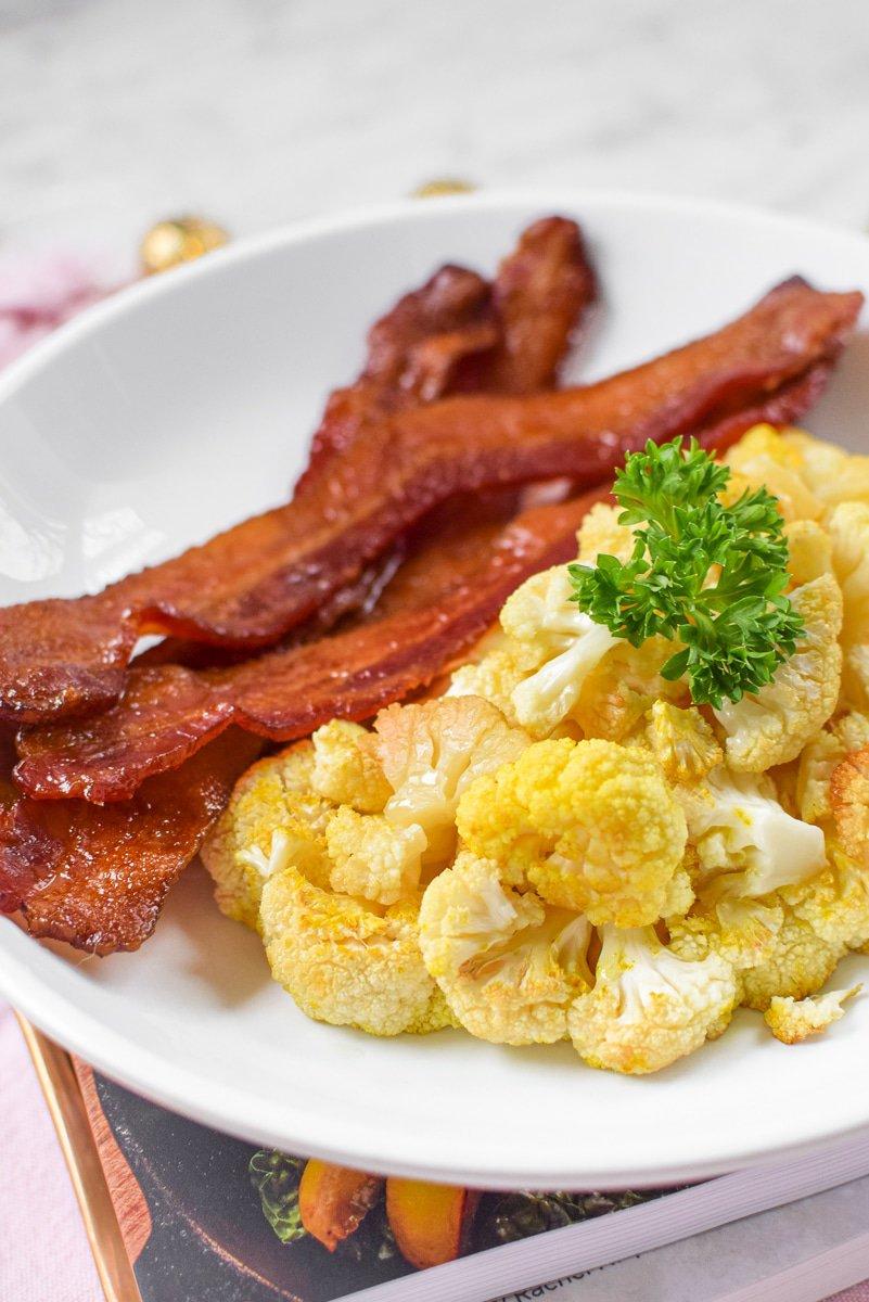 Bacon & 'Eggs' AIP Breakfast