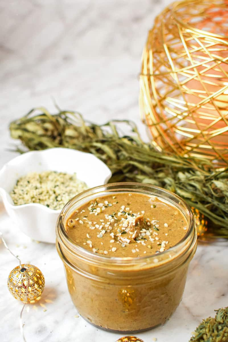 Hemp Seed Butter by Emily Kyle Nutrition