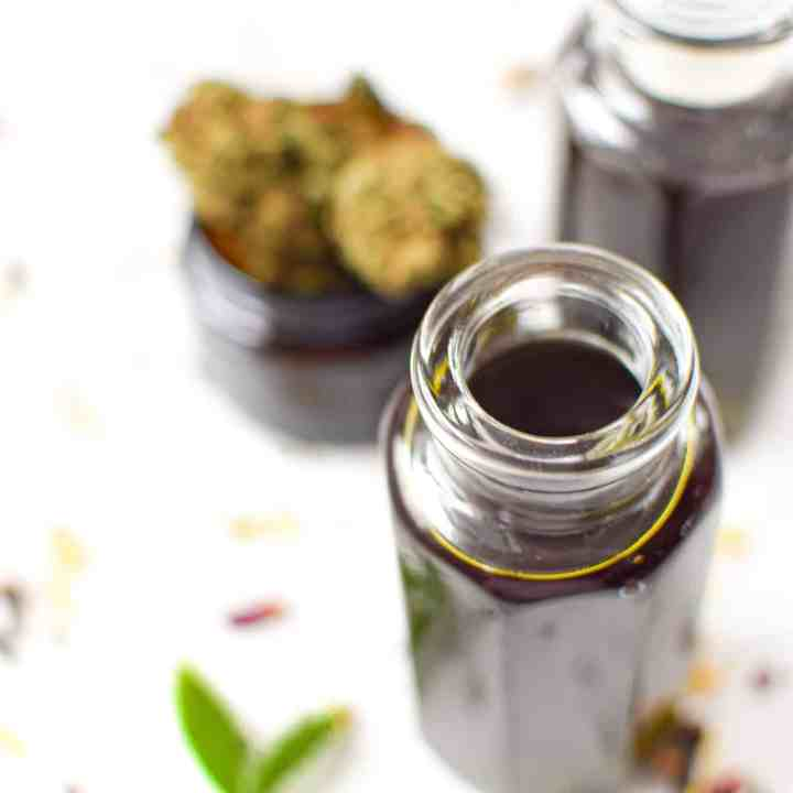 Cannabis Massage Oil by Emily Kyle Nutrition6 - How to Make Cannabis-Infused Recipes