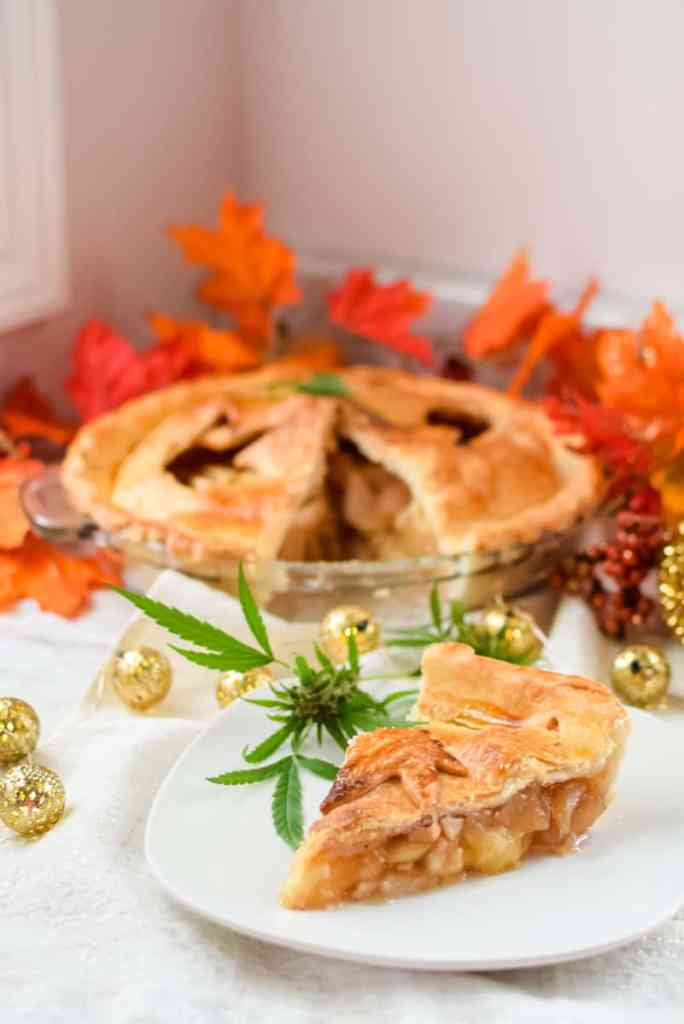 Cannabis Apple Pie