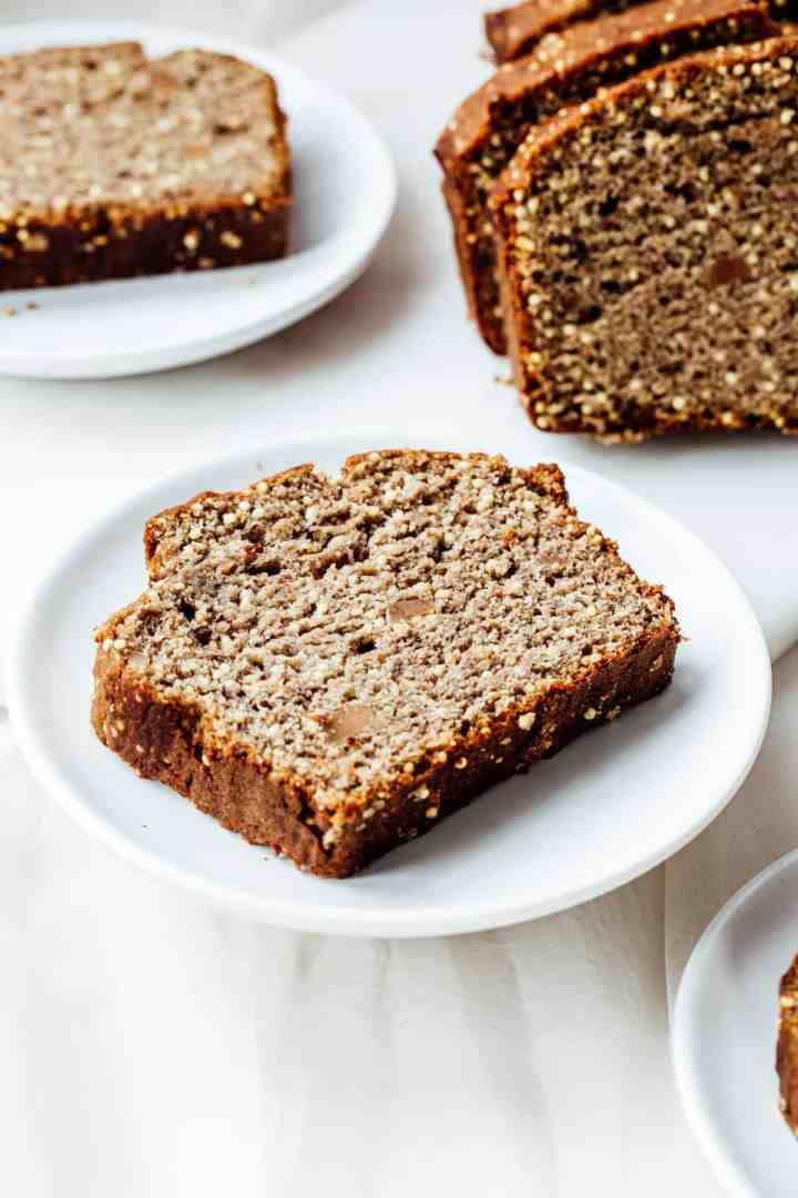 Banana Bread with a Crunch