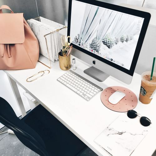 how to turn your workspace into a personal oasis