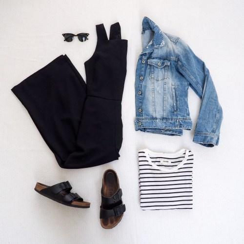 Summer 2018 Capsule Wardrobe