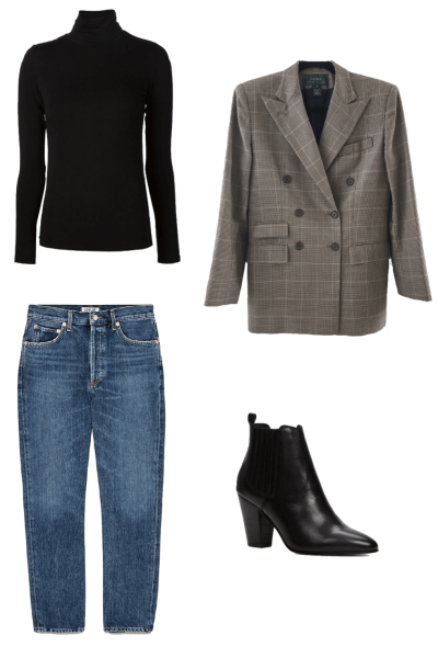 Winter 2018 Capsule Wardrobe Outfit Ideas