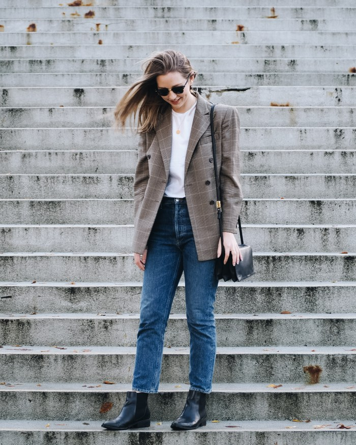 Fall Outfit Inspiration - Saying Goodbye to Vancouver