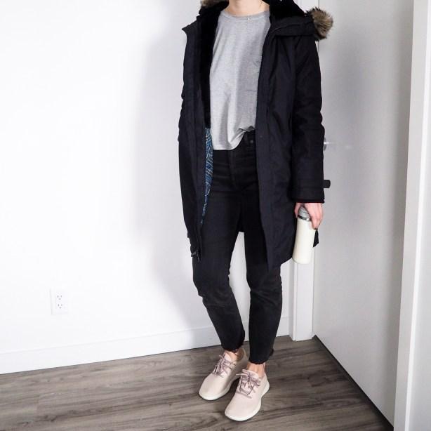 Capsule Week in Outfits 01 07 18