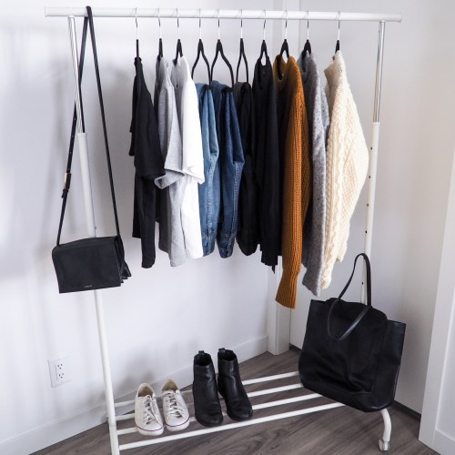What I Learned from a Year of Capsule Wardrobes