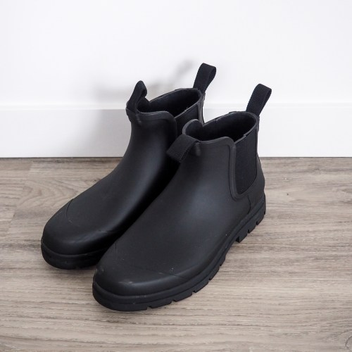Everlane Rain Boot Review - Emily Lightly