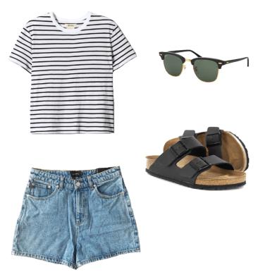 My Summer 2019 Capsule Wardrobe - Emily Lightly