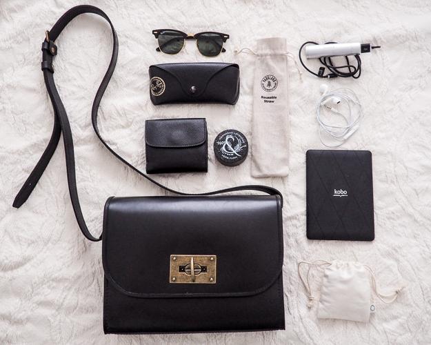 What's in My Bag featuring Beara Beara