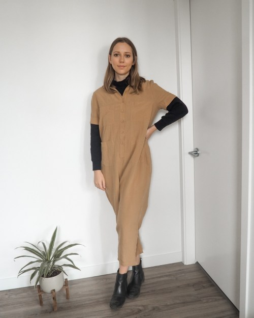 Tradlands Finn Jumpsuit Review - Emily Lightly