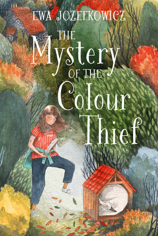 mystery of the colour thief