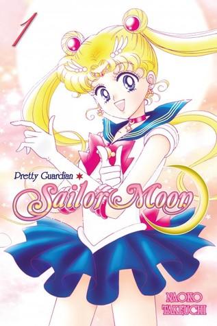 sailor moon vol1
