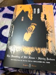The Haunting of Hill House by Shirley Jackson part of Penguin Horror Collection