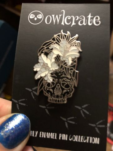 Enamel Pin designed by Lapels and Spells