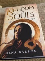 Kingdom of Souls by Rena Barron