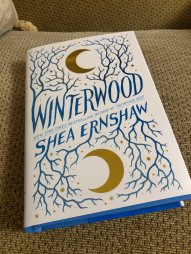 Winterwood by Shea Ernshaw