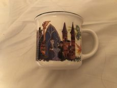 Harry Potter inspired Ceramic Mug Created by Cara Kozik
