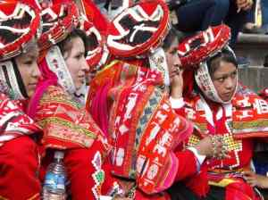 Cusco Easter Parade