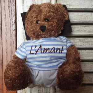 L'Amant Teddy Bear