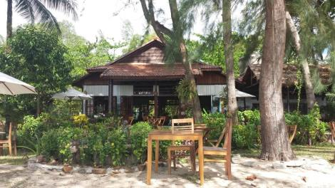 The Restaurant at Bamboo Cottages