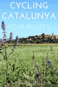 Four of the Best Cycling Routes in Catalunya