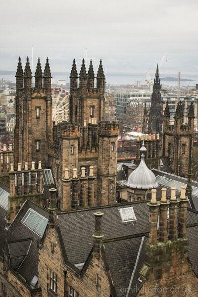 #Blogmanay in Edinburgh