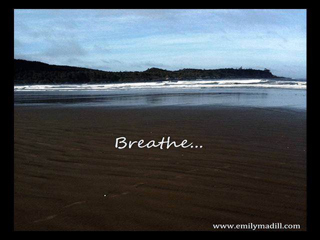 """Mindful Breathing"", Breathe, Mindfulness, Self-Care, Emily Madill, Confidence Booster"