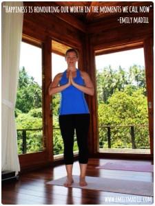 Mindfulness Challenge, 21 Day Mindfulness Challenge, Mindful, Meditation, Wellbeing, Self-Care, Presence, Joyful Habits, Emily Madill