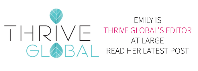 Emily Madill Thrive Global,Thrive Global Articles, Empowerment Author, Joyful Habits, Empowerment Coach, Health and Wellness Articles, Self-Empowerment Articles, Uplifting Articles, Inspiring Articles, Emily Madill