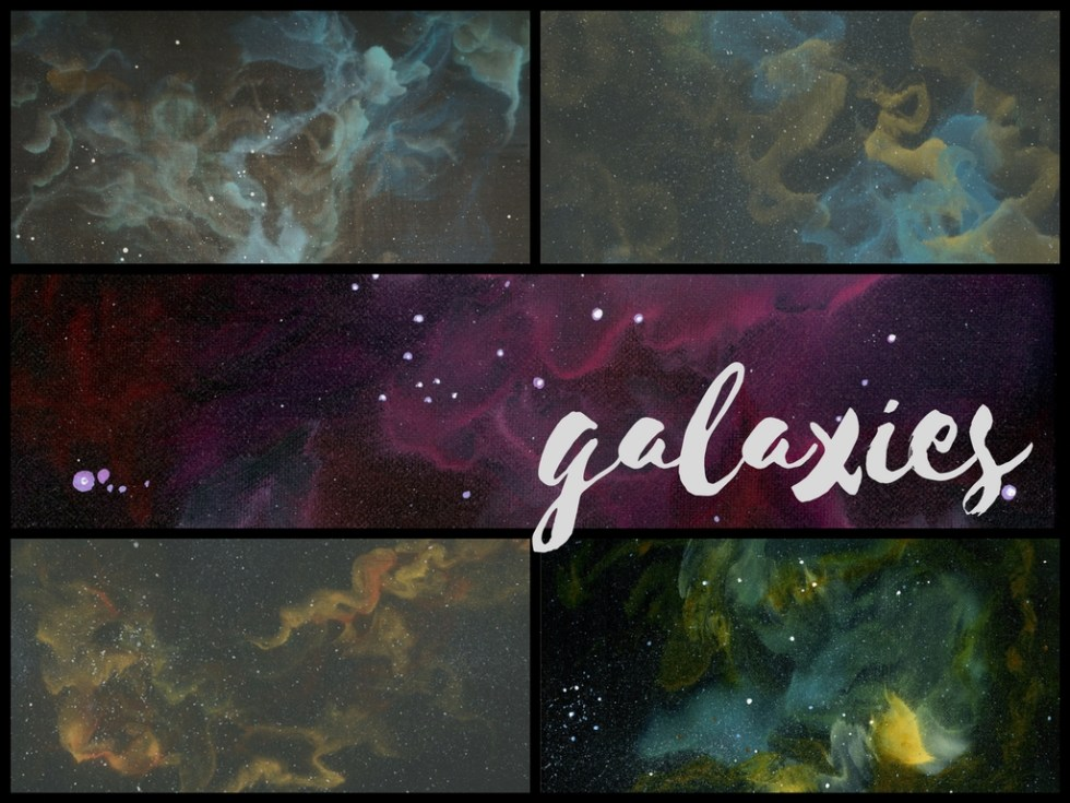 galaxies collection