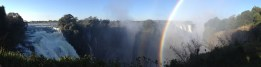 Victoria Falls as seen from the Zimbabwe side, 2014