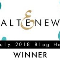 Altenew Stencil Blog Hop Giveaway WINNER!