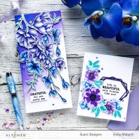 Altenew July Stamp and Die Blog Hop+Giveaway!