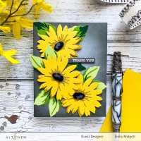 Altenew Craft A Flower: Daisy-Blog Hop+Giveaway!