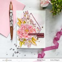 Altenew Build-A-Flower: Tree Peony Release Blog Hop + Giveaway