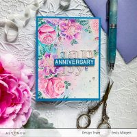 Altenew Paint A Flower: Clematis Josephine Blog Hop + Giveaway!
