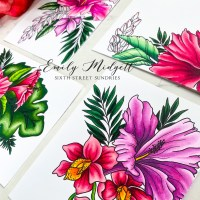 Introducing: Take Me to the Tropics Coloring Panels!