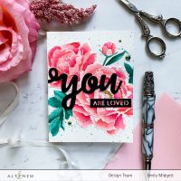 Altenew Seasonal Textures Stand-alone Embossing Folder Collection Release Blog Hop + Giveaway ($300 in total prizes)