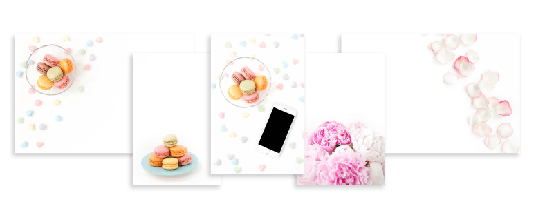 Valentine's Day Free Styled Stock Images | Emily Moore Boutique Photo Editing | Private Photo Editor