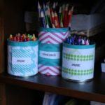 The New Me, part 4: Adding cute touches to my home organizing