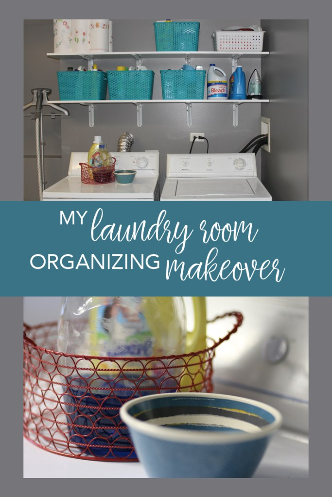 Creative tips to organize your laundry room
