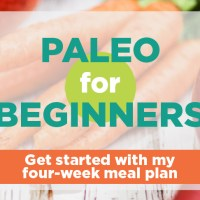 Paleo for beginners: Getting started with a Paleo meal plan