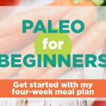 Getting started with a Paleo meal plan