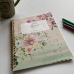 My new April planner, Day 19